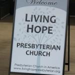 Church sign 002
